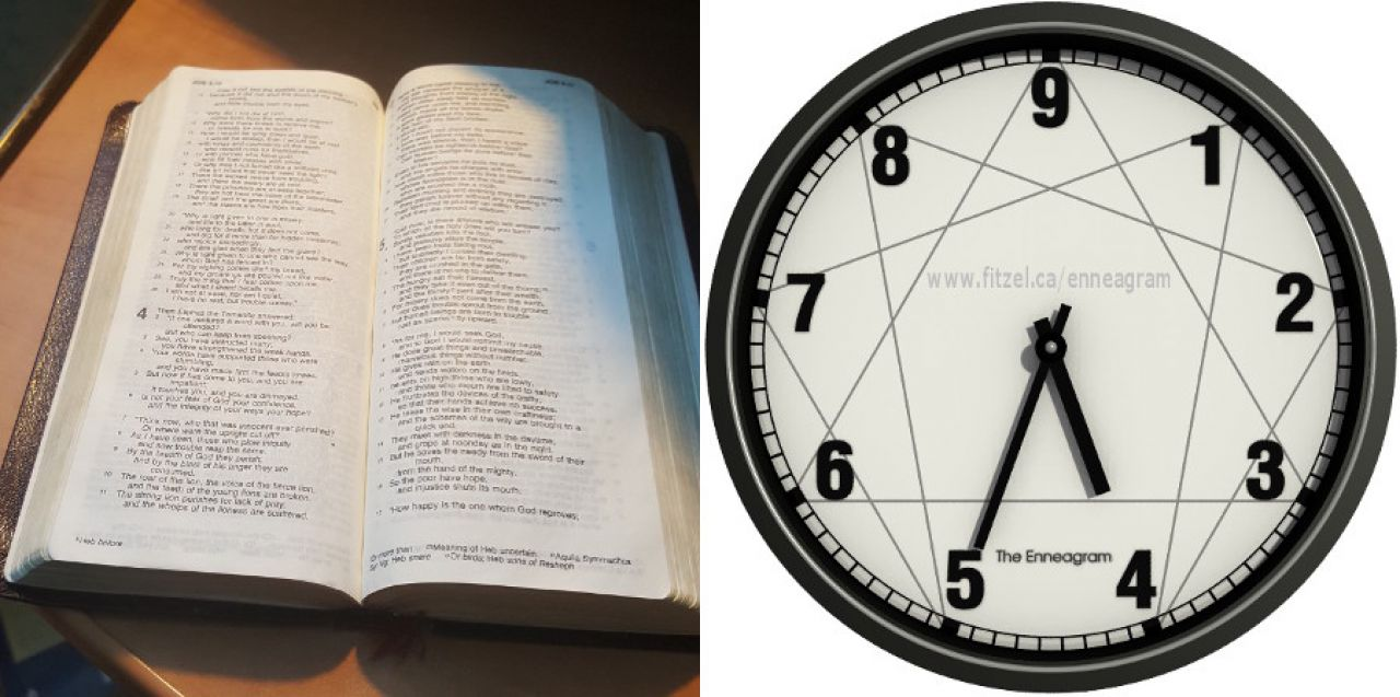 The Bible and the Enneagram - Nonduality